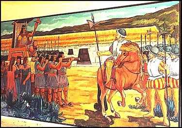 jared diamond pizarro and atahualpa